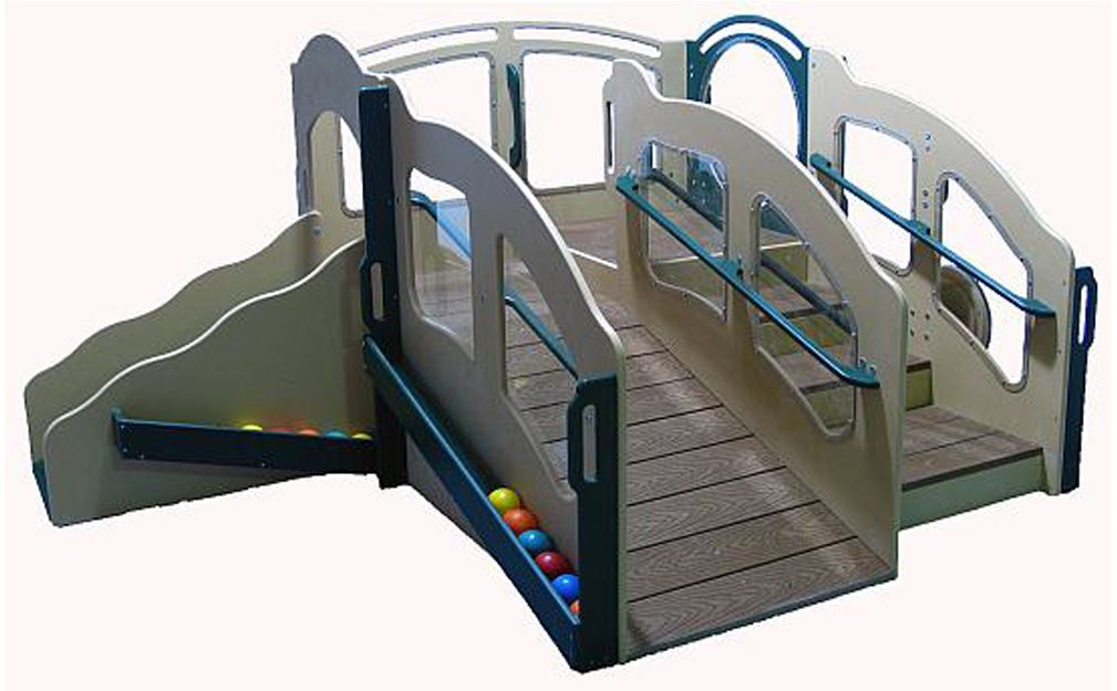 Premier Infant Toddler Outdoor-Indoor Playgrounds